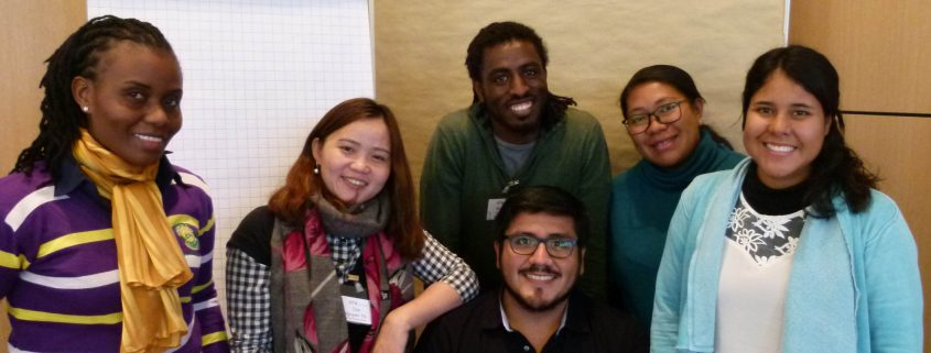 Blog05 – KfW Scholarship Students- Ben Evans