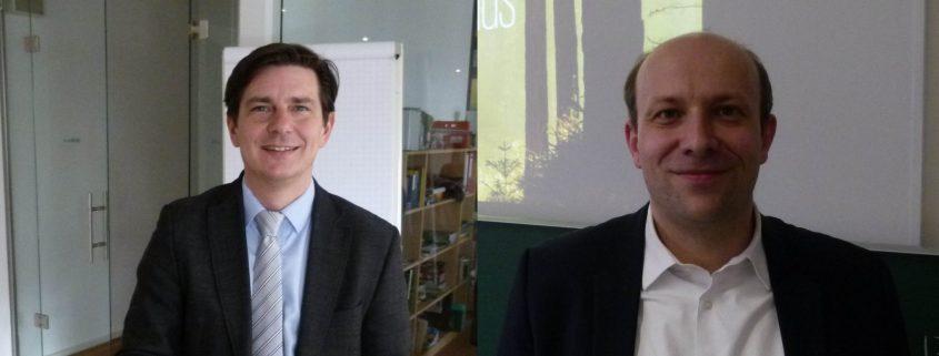 Florian Becker-Gitschel, Dennis Hilleman