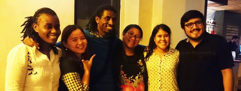 KfW scholars 2018 (brightened photo)