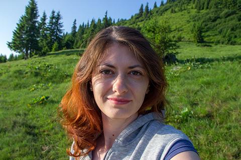 Iryna Kostenko